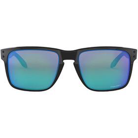 Oakley Holbrook XL Gafas de sol, polished black/prizm sapphire